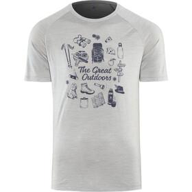 Odlo BL Concord - Sous-vêtement Homme - gris